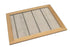Wood Bound Queen Excluder - 10 Frame