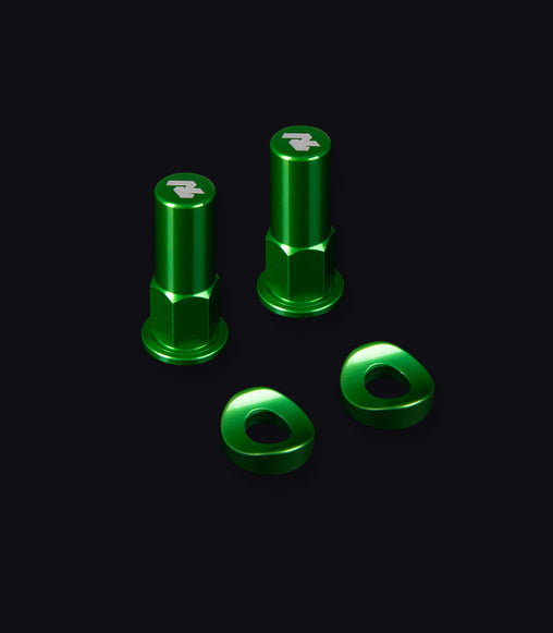 Rim Lock Nut Set