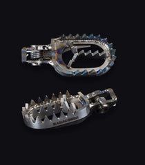 Titanium footpegs Y-Type