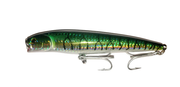 Tazer- Green Mackrel