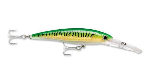 Rapala- Gold Green Mackrel