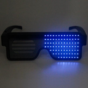 Flashez LED Panel Glasses