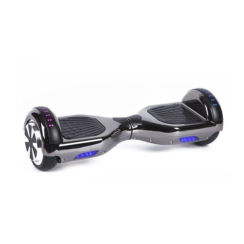 Classic Black LED Hoverboard