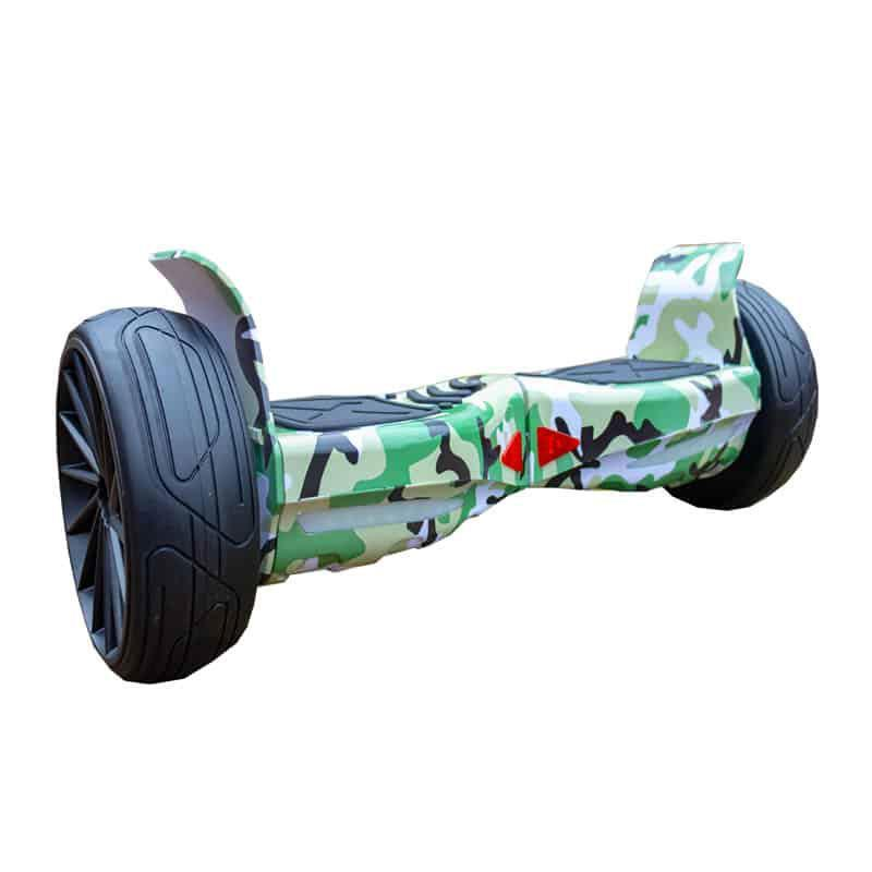"All Terrain 8.5"" Camo Green Hoverboard"