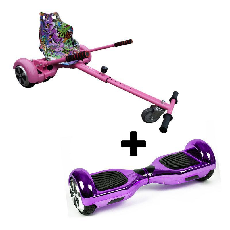 Graffiti Pink X Chrome Purple Bundle