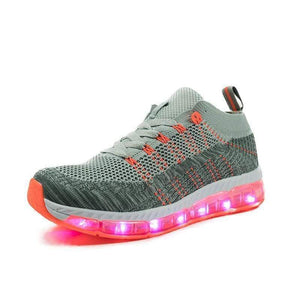 LED Shoes - Flash Wear X-Runners