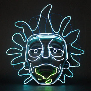 Funky Chunky LED Mask