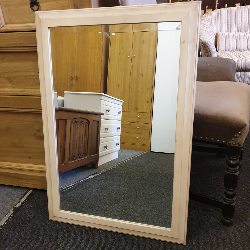 Ducal bevelled edge mirror