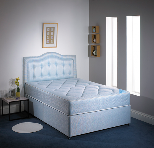 Oxford Bed Set - 3ft , 4ft , 4ft6
