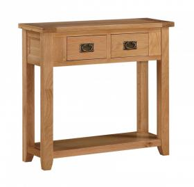 Stirling Tablewith 2 Drawers