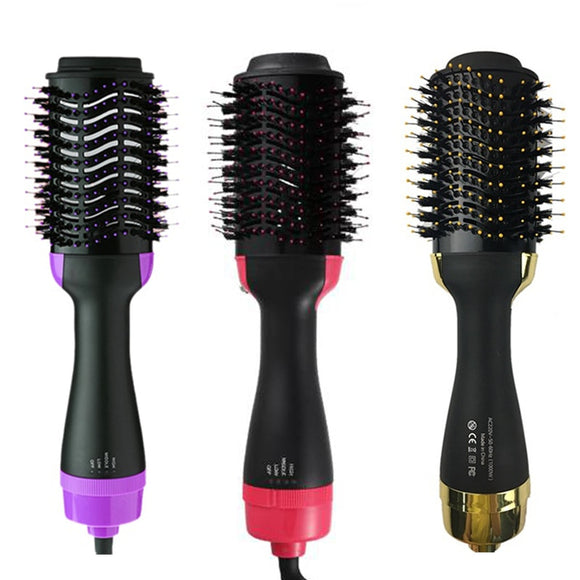 ONE STEP 2-in-1 Hair Dryer & Volumizer Rotating Air Brush (SPECIAL CYBER WEEK DEAL: FREE Shipping Plus 20% Off at Checkout)