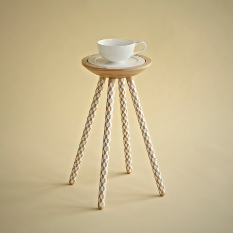 TEA FOR ONE TABLE WITH HONEYCOMB (LIMITED EDITION)