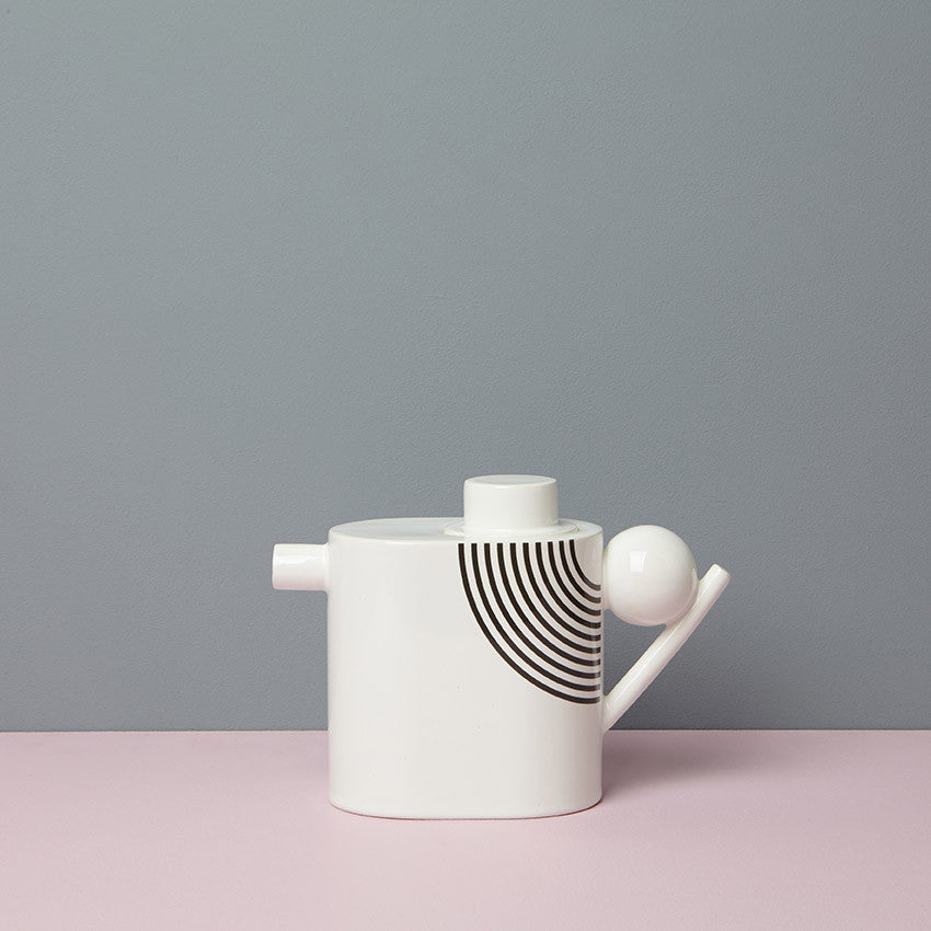 GEOMETRIC TEA POT / PATTERN 2