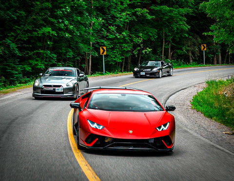 Exotic Car Tours