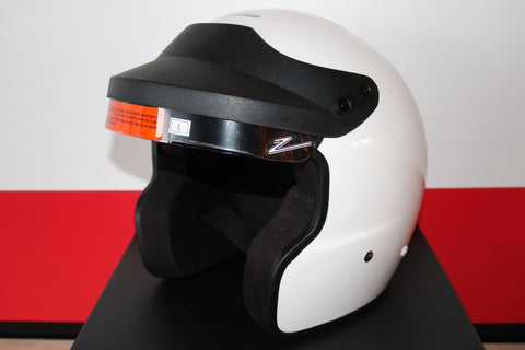 Zamp JA-3 Open Face Racing Helmet