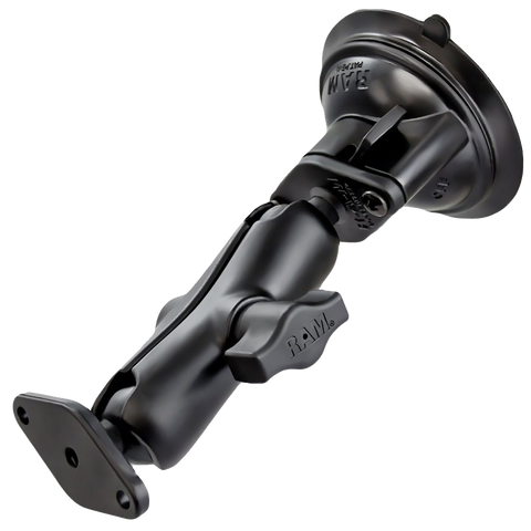 Aim Solo Suction Cup Mount