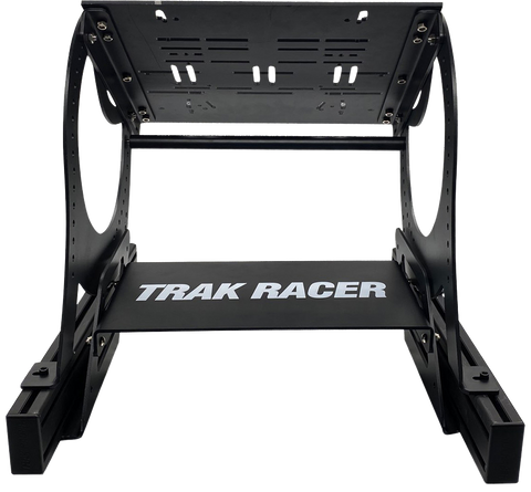 Universal Inverted Pedal / Formula Bracket with Foot Plate for 500mm Extruded Aluminium Rigs