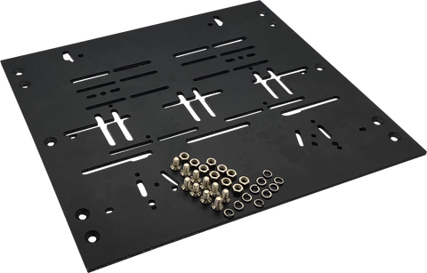 TR160 Pedal Plate for use with SP-TR80-OPNB and TR80-INVPED for TR80 and TR160