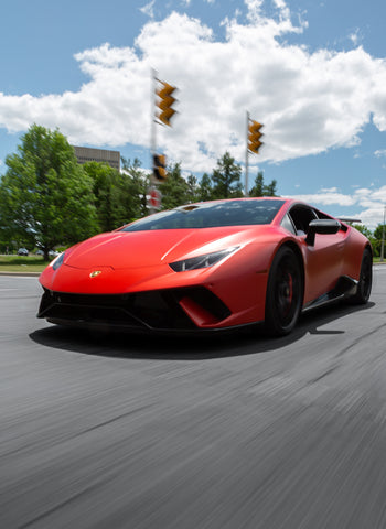 Lamborghini Huracan Performante Hot Laps (Passenger Ride Alongs)