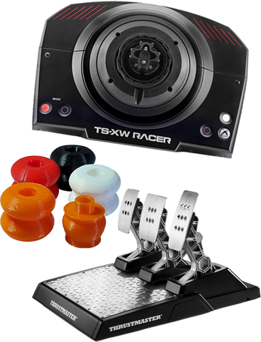 Thrustmaster T-LCM and TS-XW Combo