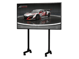 Next Level Racing Free Standing Single Monitor Stand