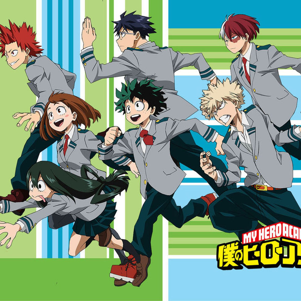 My Hero Academia is unexpectedly becoming one of my favorites.