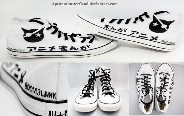 boomslank style shoe by fan