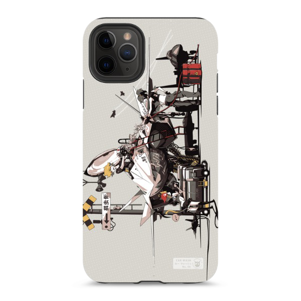 Carwash iPhone Case