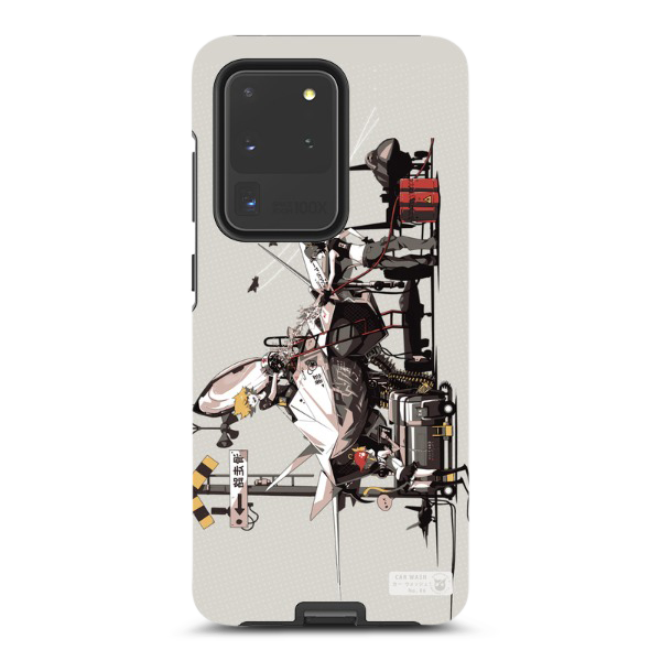 Carwash Samsung Case