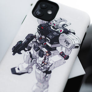 Fox2 iPhone Case