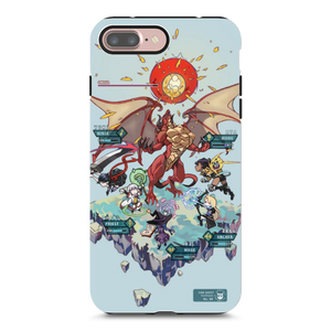 Side Quest iPhone Case