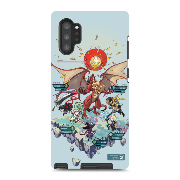 Side Quest Samsung Case