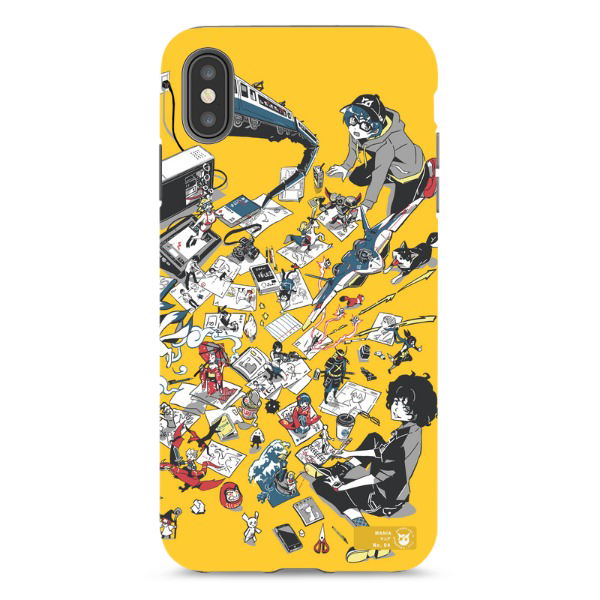 Mania iPhone Case