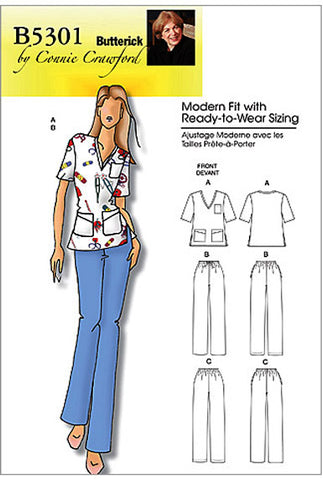 Butterick 5301but