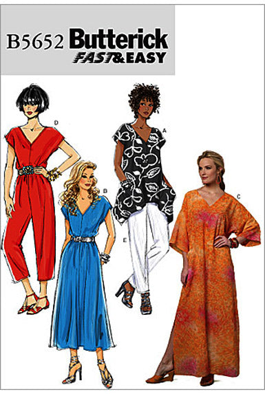 Butterick 5652but