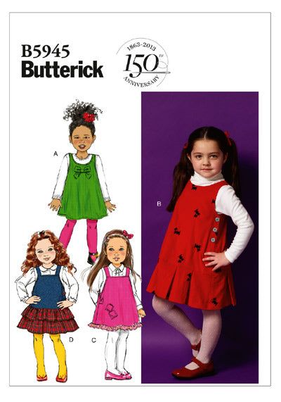 Butterick 5945but
