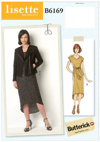 Butterick 6169BUT