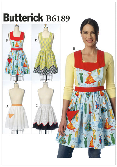 Butterick 6189BUT