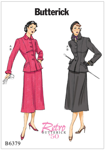 Butterick 6379BUT