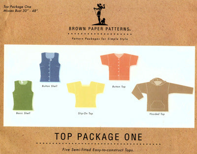 Brown Paper TOPs