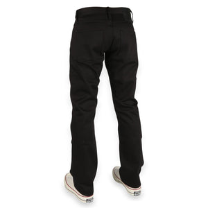 UB355 Straight Fit 12.5oz Black Selvedge Chino