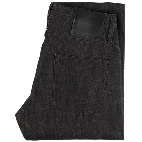 UB151 Skinny Fit Heavyweight 21oz Indigo x Black Contrast Selvedge