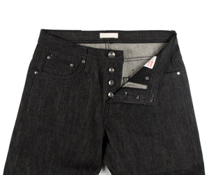 UB304 Straight - 14.5oz Black Selvedge