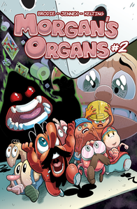 Morgan's Organs #2 (Digital)