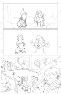Book 3, Page 30 (Behind the Scenes)