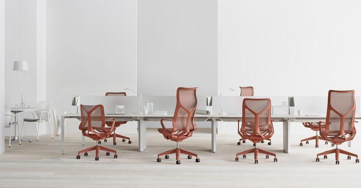Herman Miller's Cosm chair is a chair for everyone.