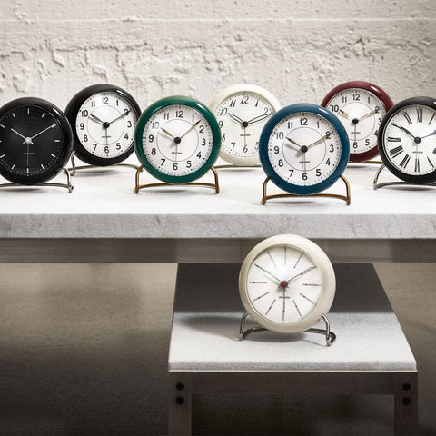 Arne Jacobsen - View All Clocks