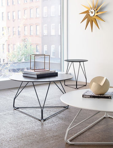 herman miller polygon wire table
