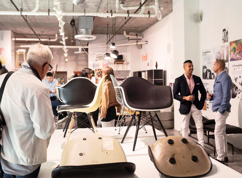 Eames-shell-chair