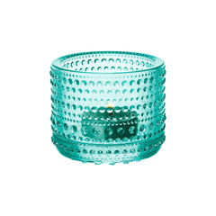 "Kastehelmi Votive Tealight Candleholder 2.5"" Candles and Candleholders iittala WATER GREEN"